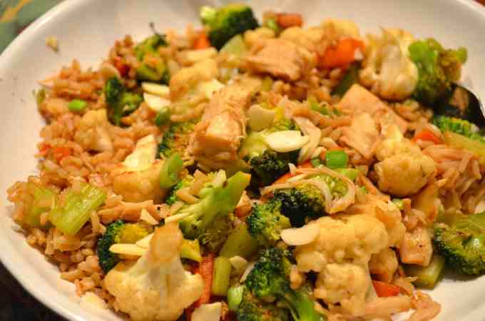 Tasty Traditional Stir-Fry