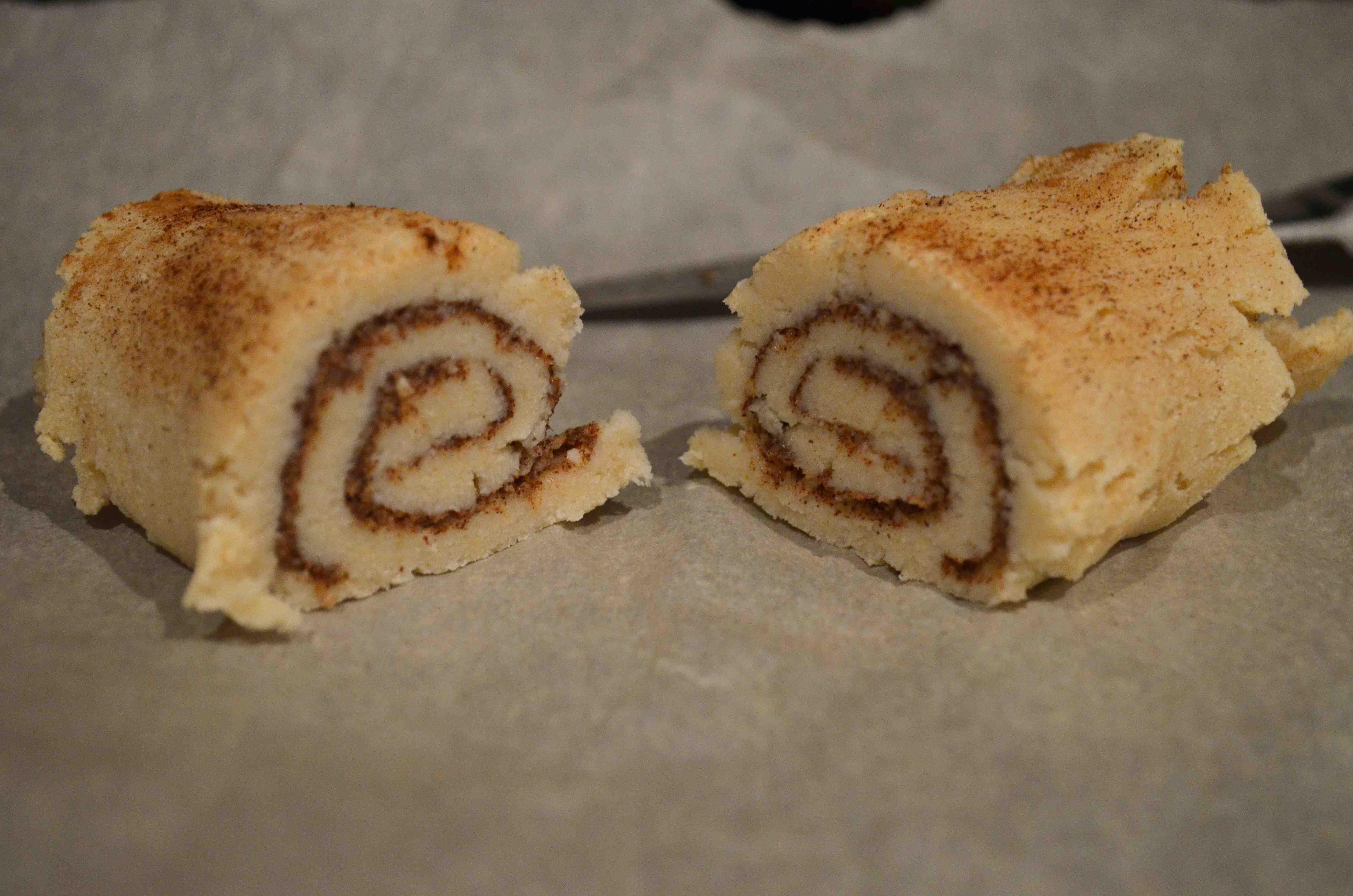 Protein Cinnamon Rolls & Sugar-Free Icing