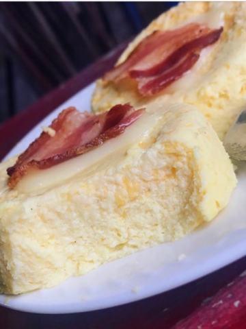 Starbucks Inspired Microwave Egg Bites