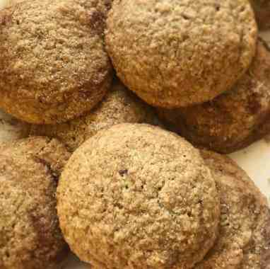 Gluten-Free Snickerdoodle Cookies(Keto Option)