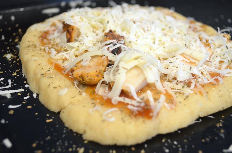 keto psyllium husk pizza crust