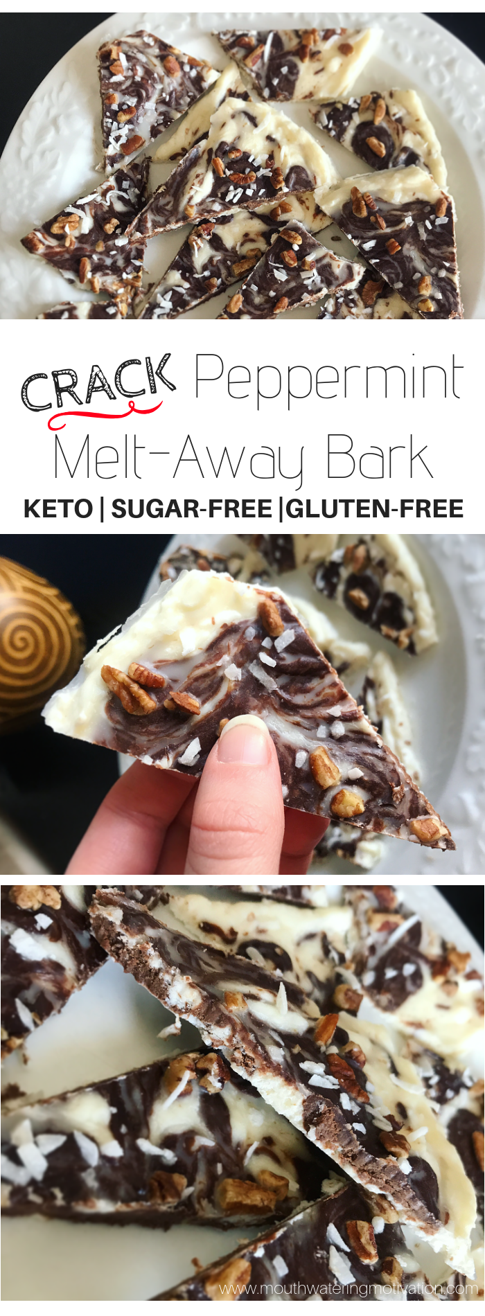keto peppermint bark