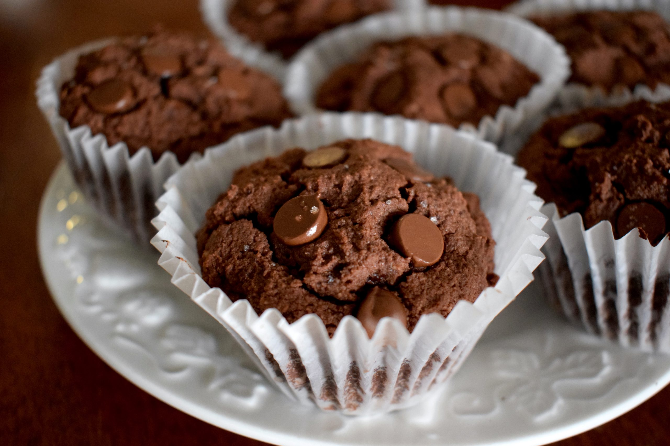 Keto Chocolate Bliss Muffins