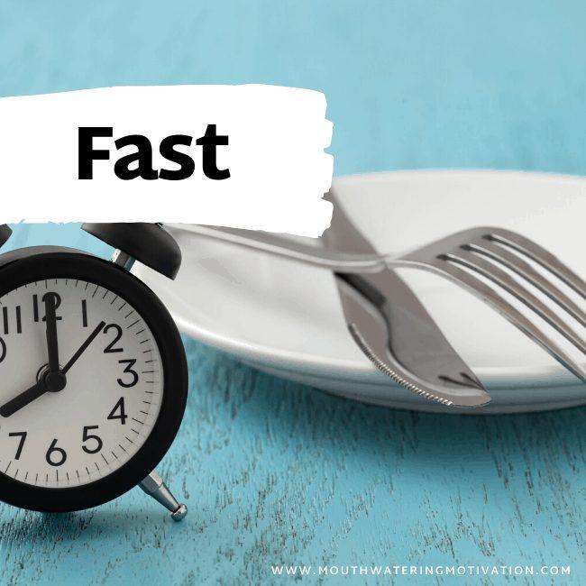 fasting and ketosis