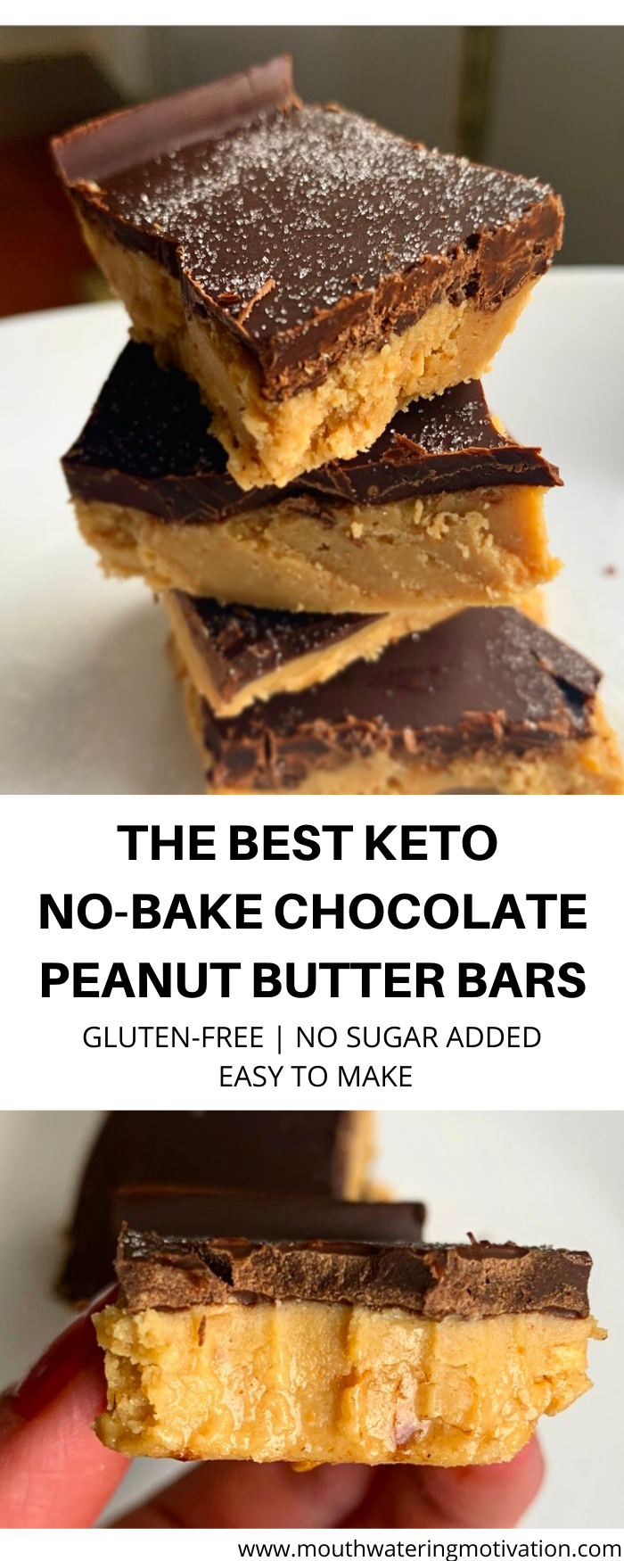 Keto chocolate peanut butter