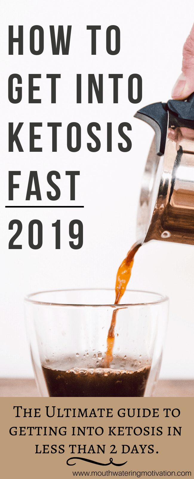 How to Get Into Ketosis FAST 2019