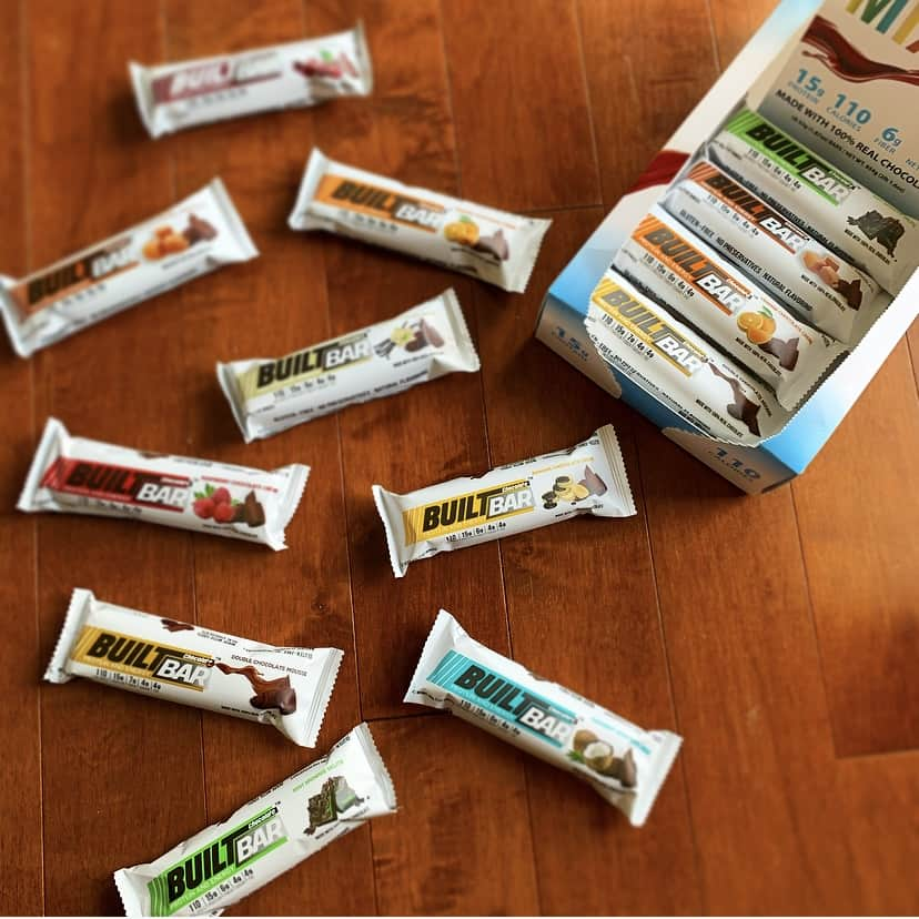 Built Bars REVIEW | The Best Low Carb Protein Bars I've ...