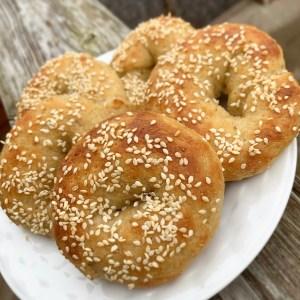 best ever low carb bagels