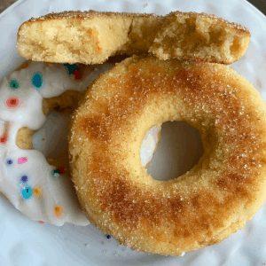 Keto Yeast donuts