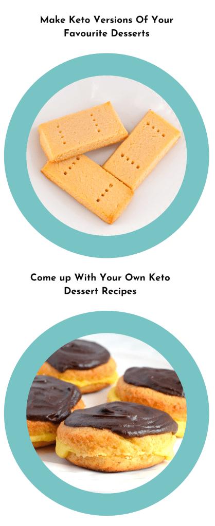 keto recipe conversions