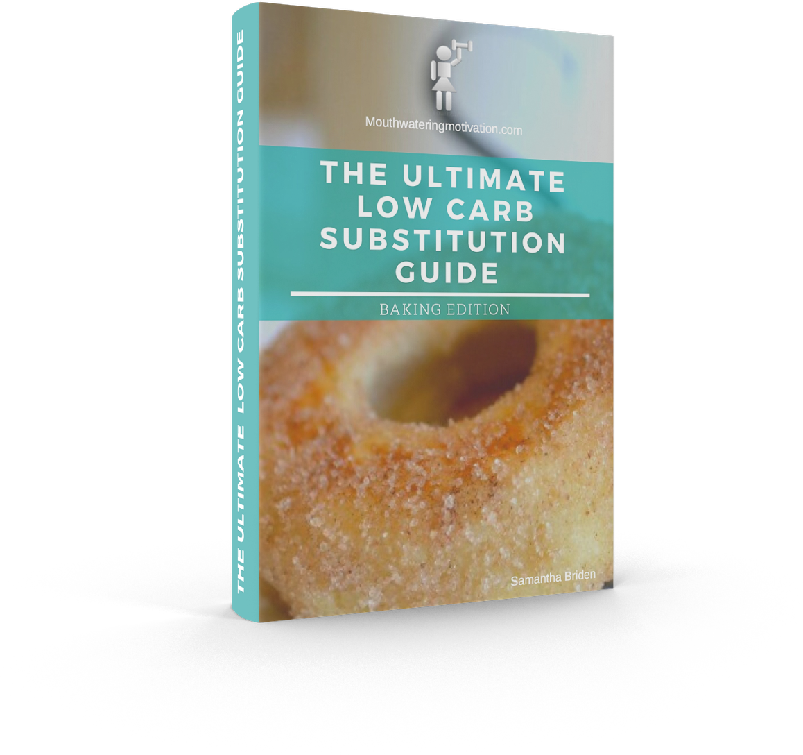 The Ultimate Low Carb Substitution Guide – Baking Edition
