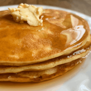 Light and Fluffy Keto Pancakes