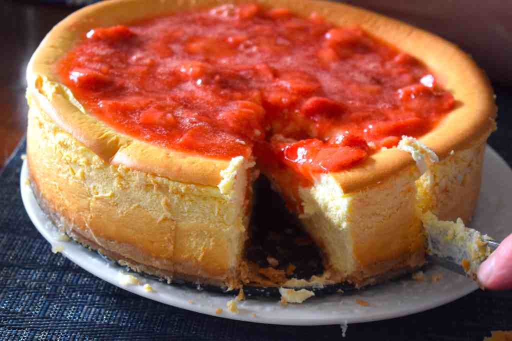 the best keto cheesecake you'll ever eat