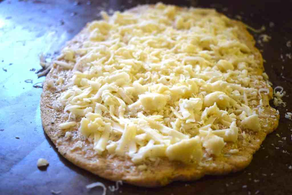 keto yeast cheesy bread dough