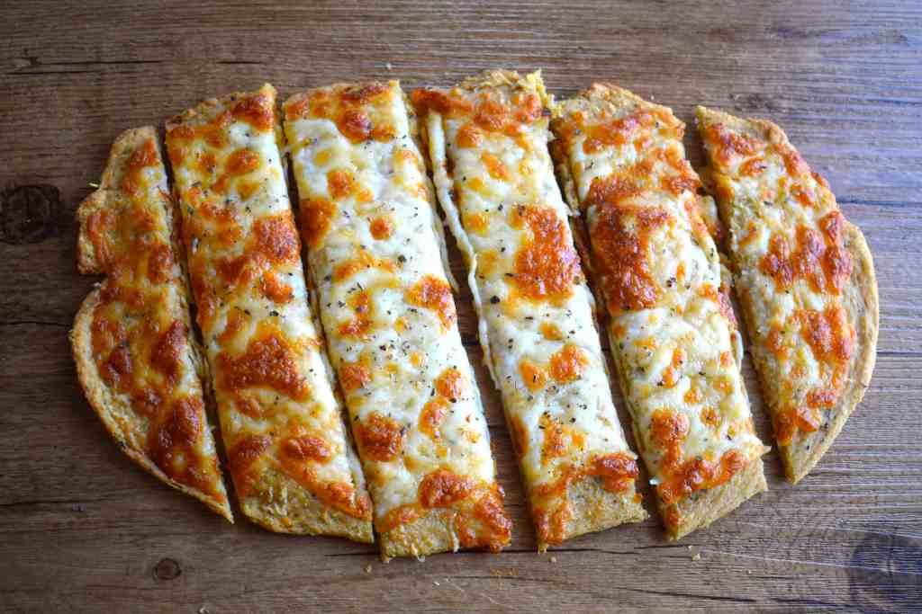 keto cheese breadsticks