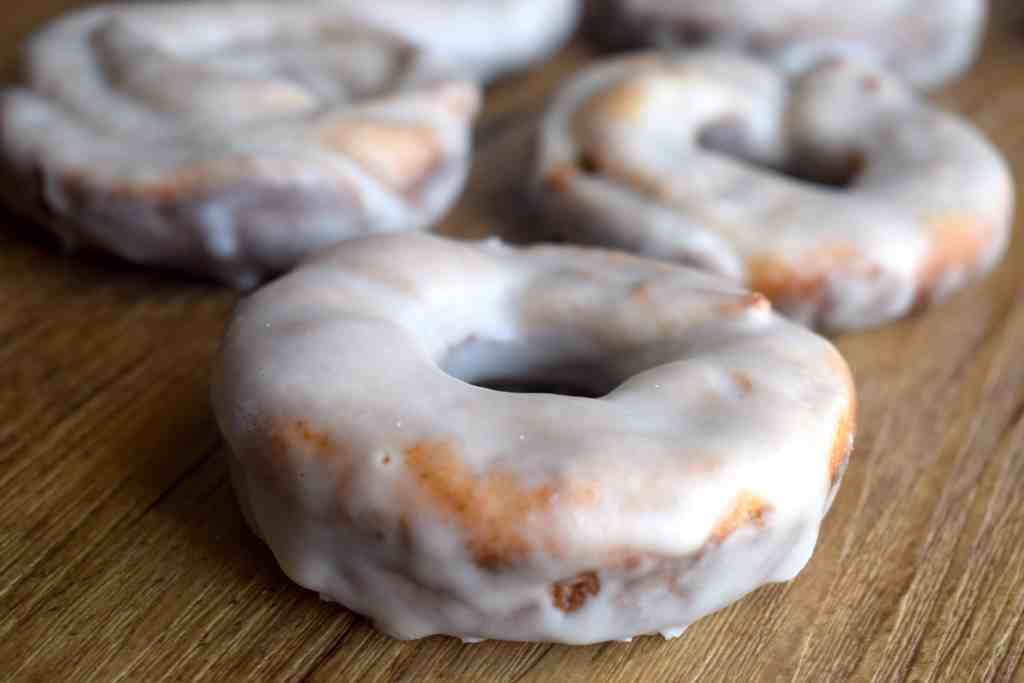 baked keto donuts