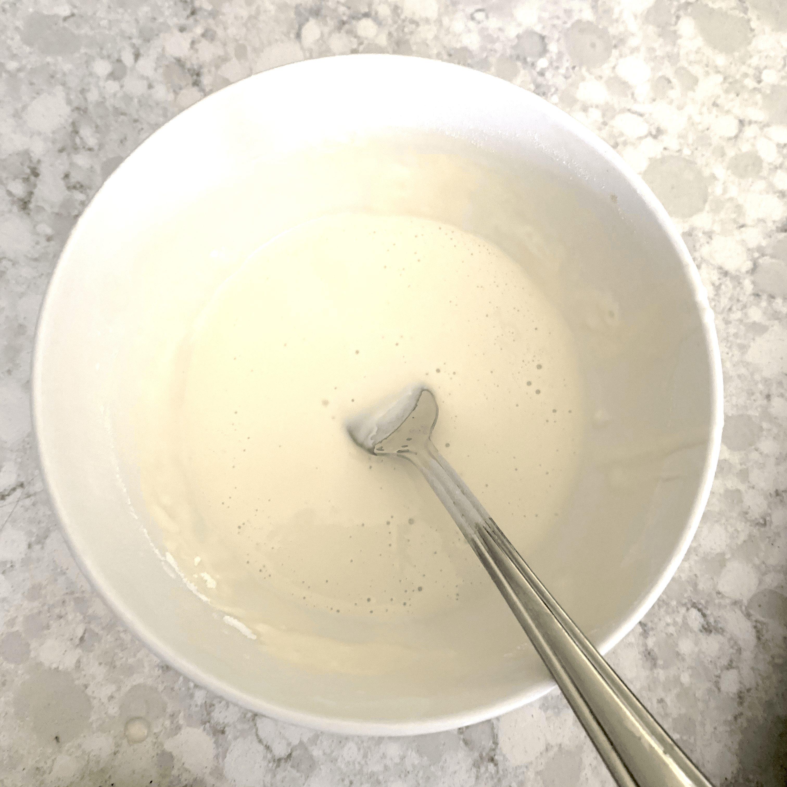 sugar free muffin glaze