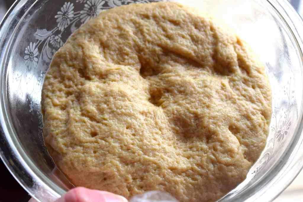 keto vital wheat gluten bread dough