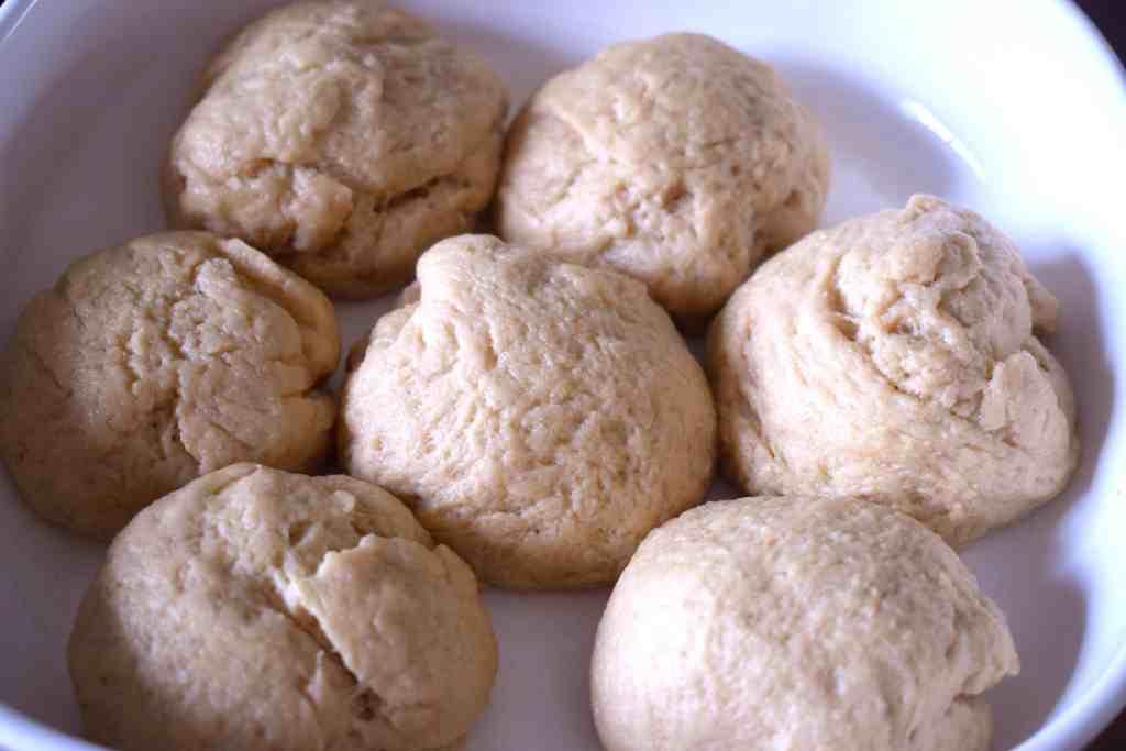 vital wheat gluten buns