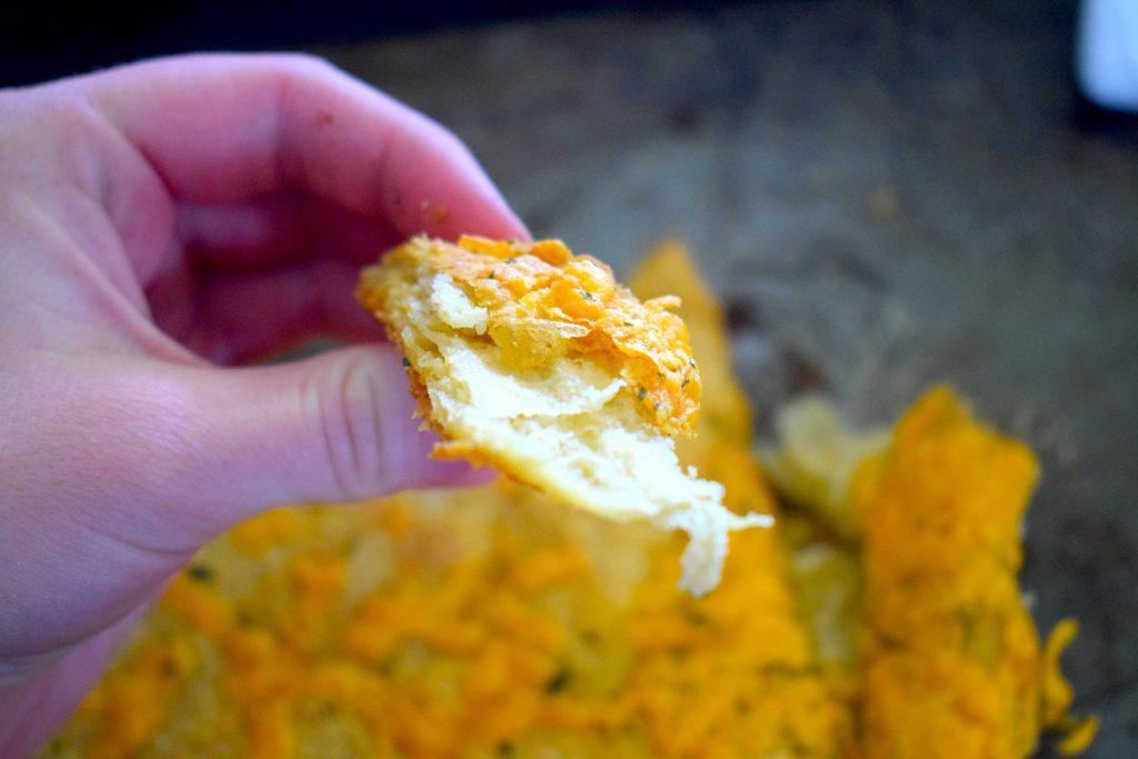 vital wheat gluten puff pastry layers