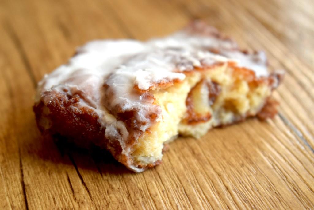 keto apple fritter donuts