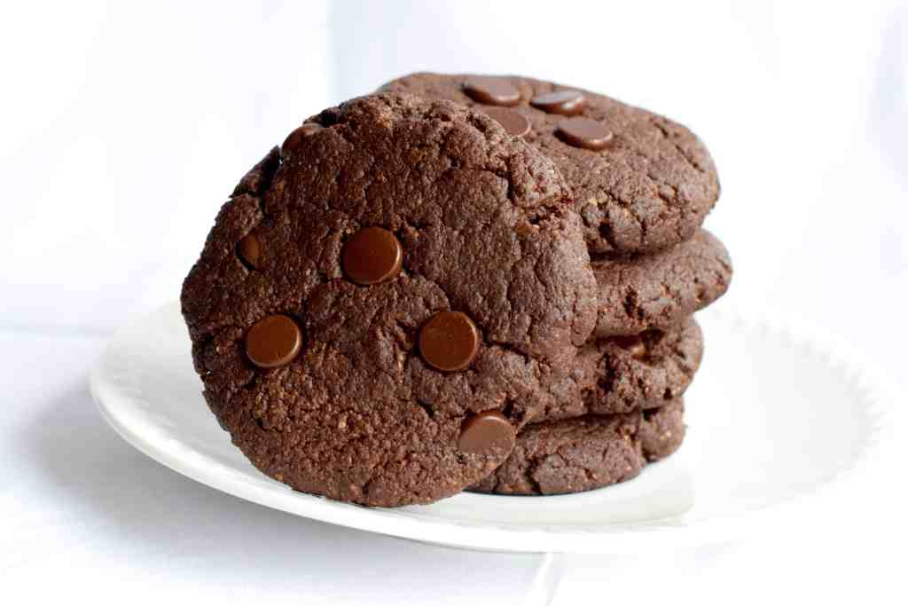 easy low carb chocolate cookies recipe