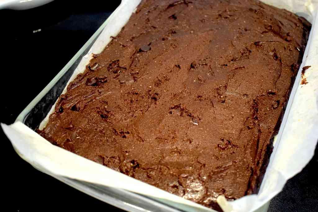 keto brownies and shortbread