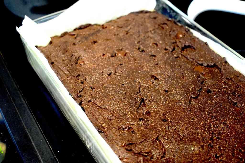 keto shortbread brownie cake