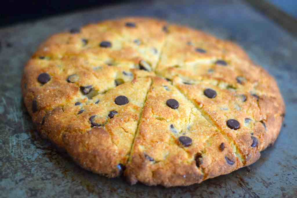 low carb chocolate chip scones