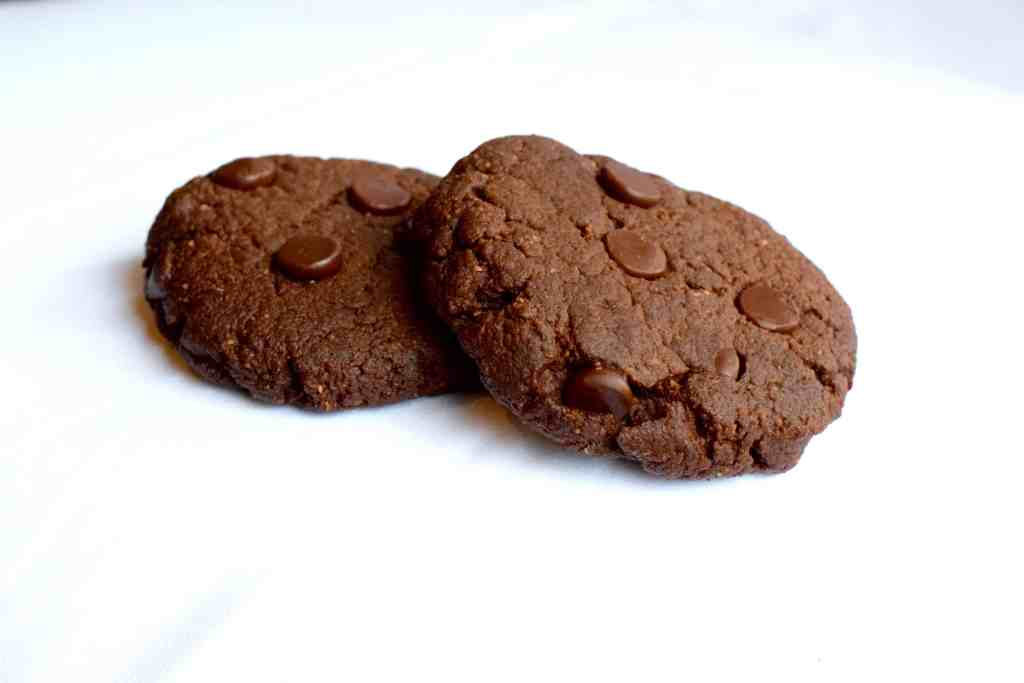 keto chewy double chocolate cookies recipe