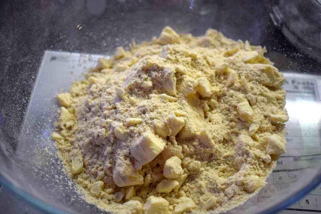 almond flour butter coconut flour vital wheat gluten