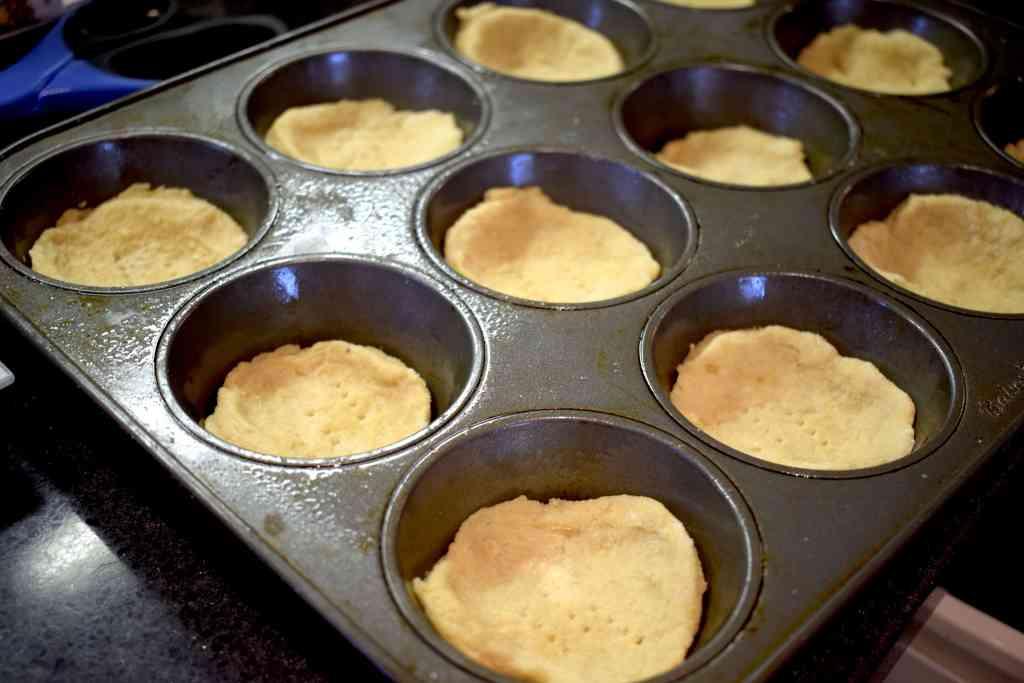 keto pastry tarts