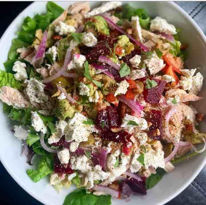 The Best Salad I've Ever Eaten
