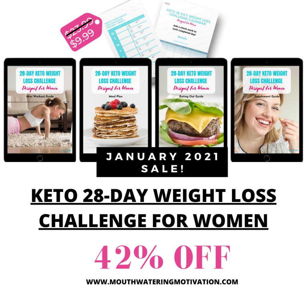 keto 28 day weight loss plan