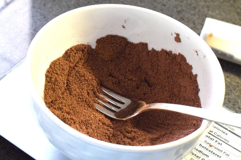 almond flour cocoa powder Xanthan Gum