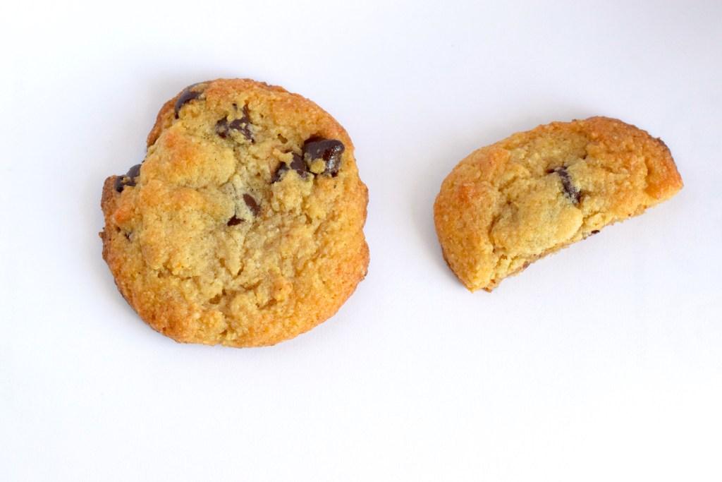 keto psyllium husk whole egg chocolate chip cookies