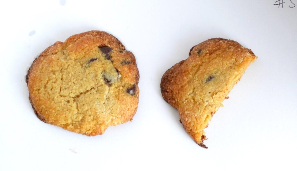 keto almond flour vital wheat gluten chocolate chip cookies