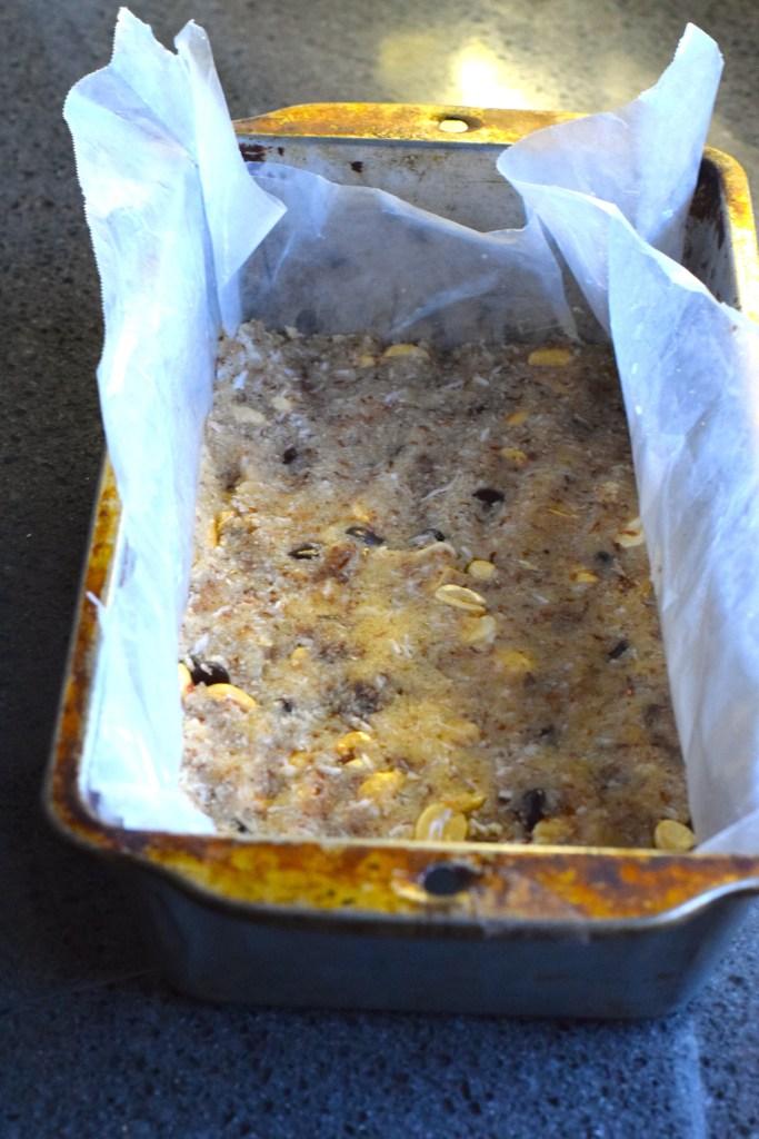 homemade keto granola bars recipe