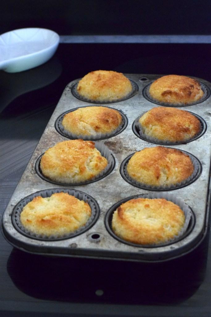 keto coconut muffins recipe