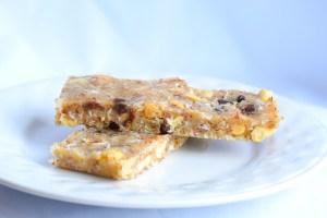 easy keto granola bars recipe