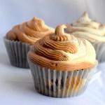 keto marble cupcakes
