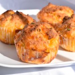 low carb cheese muffin recipe