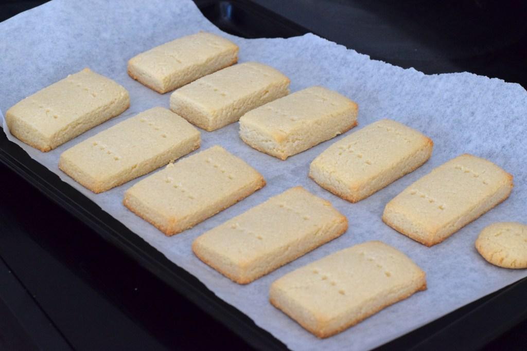 best keto shortbread cookies