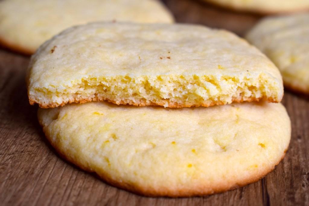 easy keto lemon cookies recipe