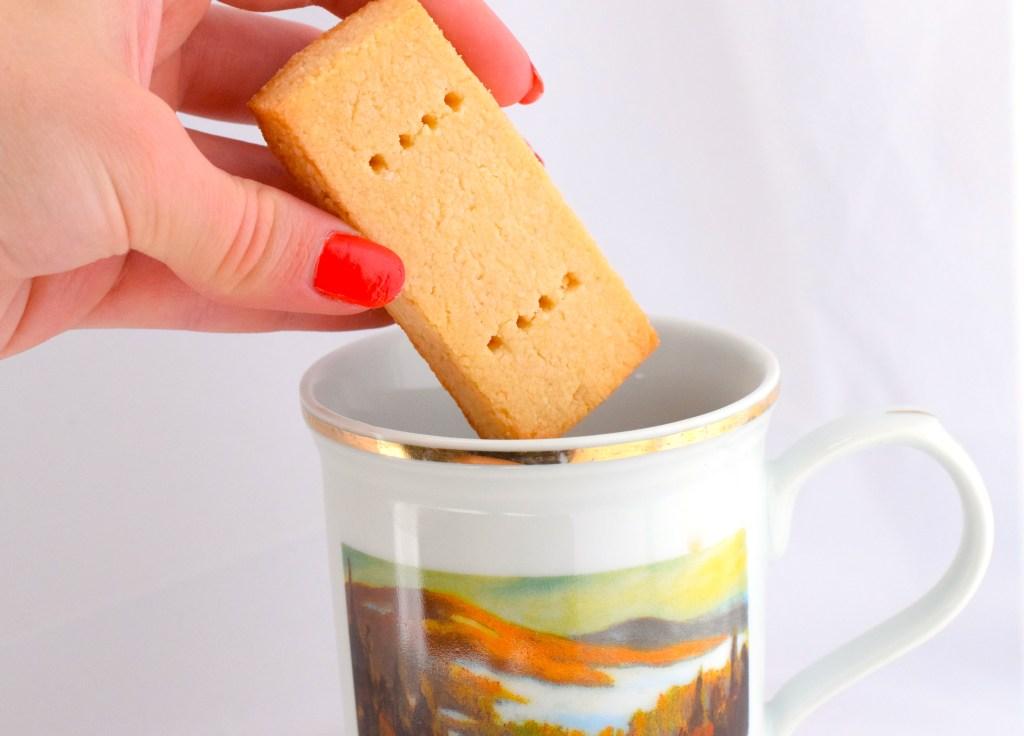 sugar free shortbread cookie recipe