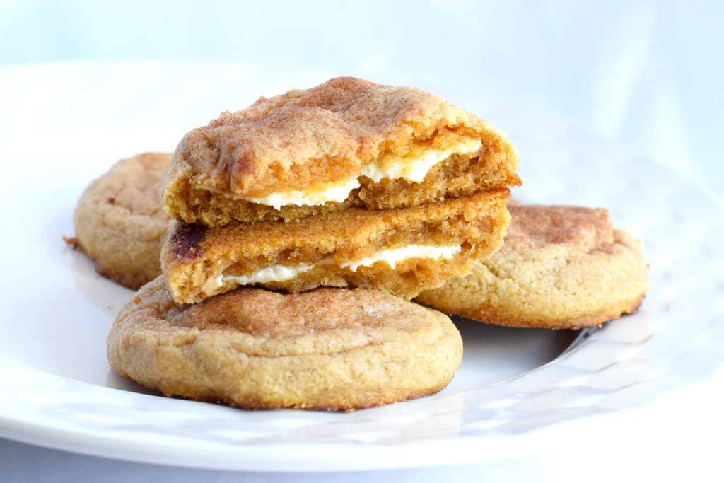 keto cheesecake snickerdoodle cookies