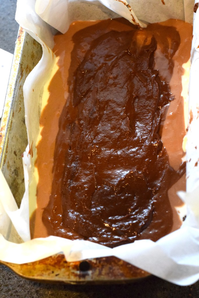 keto marble chocolate no bake cheesecake