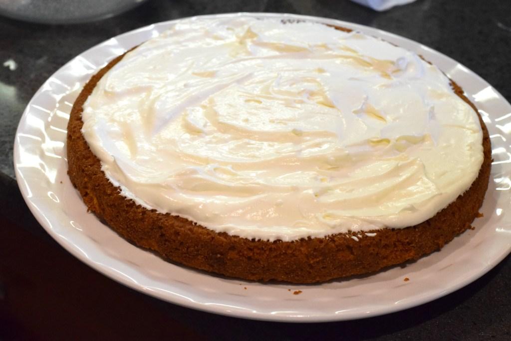 victorian sponge cake keto