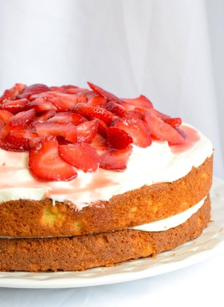 keto strawberry shortcake recipe