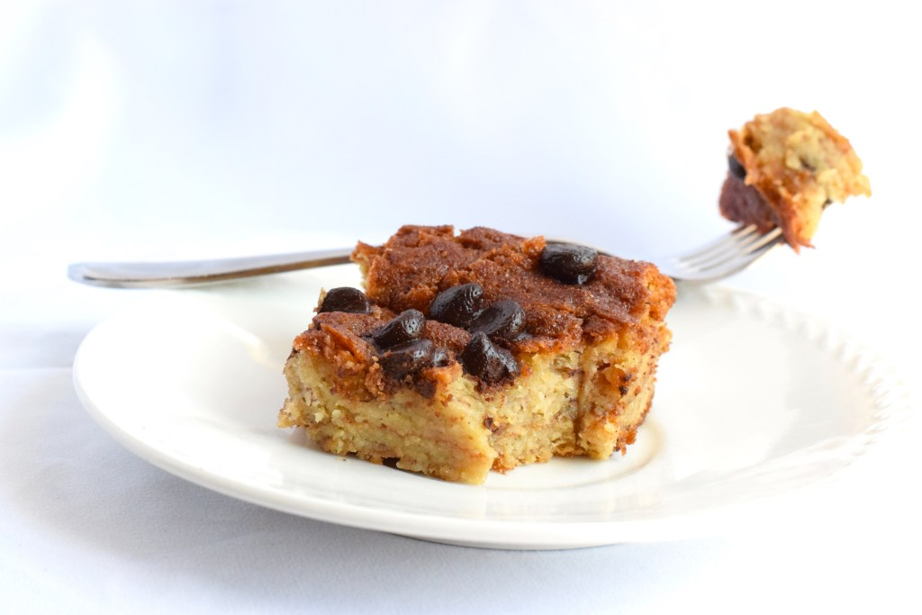 keto banana coffee cake